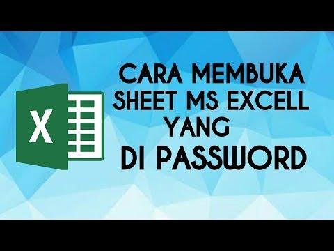 cara-mudah-membuka-sheet-excell-yang-di-password