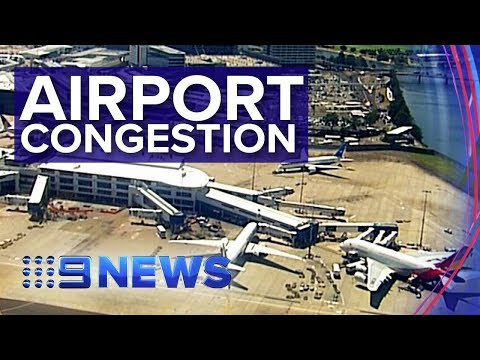 Government Urged To Ease Restrictions On Sydney Airport   Nine News Australia