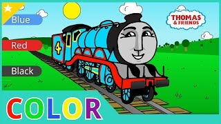 Thomas and Friends Toy Trains for Kids ♦ Learn Colors and Numbers ♦ Gordon the Big Engine