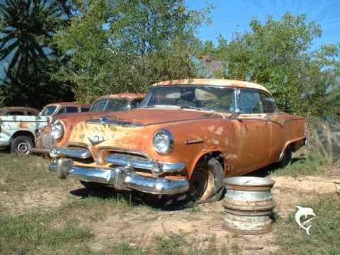 Salvage Yard Dreams In Missouri Part 1