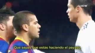 Cristiano Ronaldo funny fight (MUST SEE)