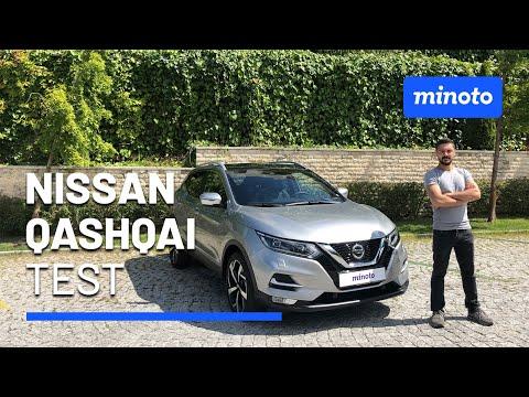 Nissan Qashqai | Test Sürüşü