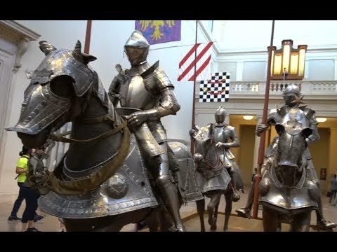 European Arms and Armour at the Met