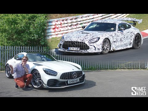 AMG GT Black Series – Future Shmeemobile?
