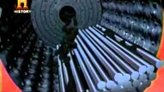 Proceso de extracción del hierro