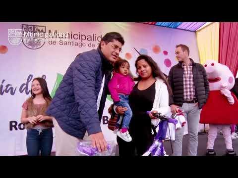 Municipalidad de Santiago de Surco - Día del niño en Parque Las Malvinas