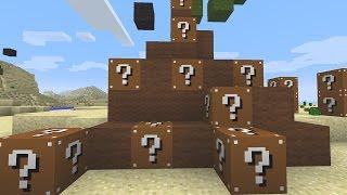 Minecraft POOP Lucky Blocks Mod