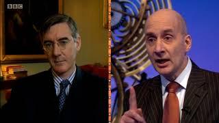 Jacob Rees-Mogg destroys Lord Adonis on BBC Sunday politics 21/1/18