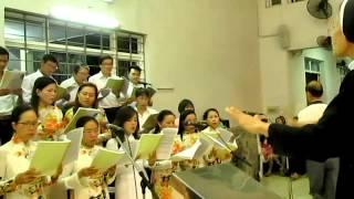 Ca Đoàn Lộ Đức-Dâng lễ:Hiến lễ đời con