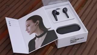 Огляд навушників Huawei FreeBuds, майже як AirPods, але немає.