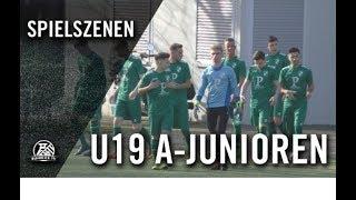 DSC Wanne-Eickel U19 – SSV Buer 07/28 U19 (12. Spieltag, Bezirksliga Staffel 5)