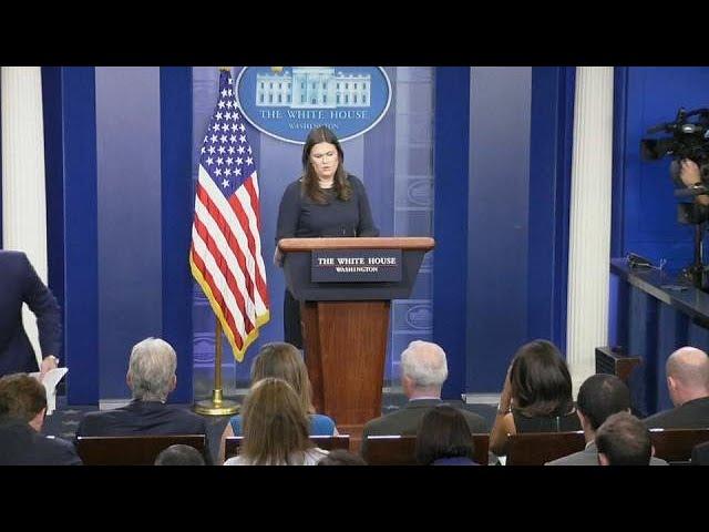 White House rejects N.Korea 'war declaration' claim