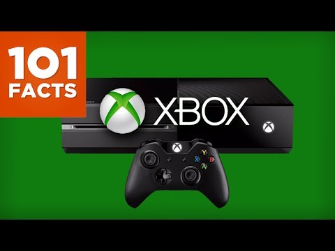 101 Facts About Xbox