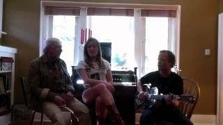 "Jim Byrnes and Colleen Rennison with Steve Dawson - ""Picking Wild Mountain Berries"""