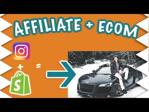 1.8 MILLION IN AFFILIATE MARKETING FOR ECOMMERCE WITH INSTAGRAM (how we did it) *livestream*