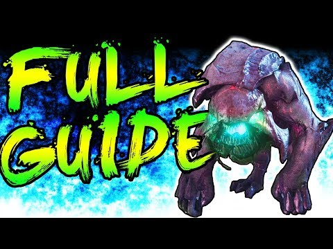 "Thumbnail: FULL ""THE BEAST FROM BEYOND"" EASTER EGG GUIDE & BOSS FIGHT TUTORIAL INFINITE WARFARE ZOMBIES"
