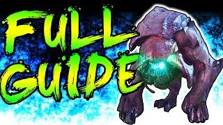 FULL THE BEAST FROM BEYOND EASTER EGG GUIDE BOSS FIGHT TUTORIAL INFINITE WARFARE ZOMBIES