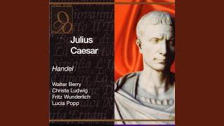 Handel: Julius Caesar (Giulio Cesare) : Wenn ihr mir nicht Mitleid spender