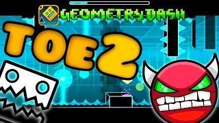 GEOMETRY DASH - 20 - Theory Of Everything 2 - 100% ALL COINS