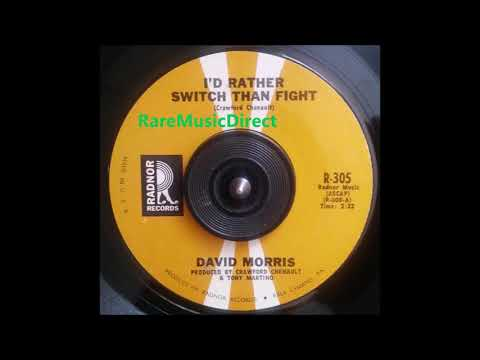 David Morris - I'd Rather Switch Than Fight