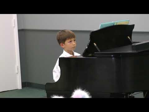 2019 04 Christopher Piano Recital at Santa Clara Christian School