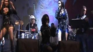 Las Divas de Guayana... en Tucupita en el grito de carnaval