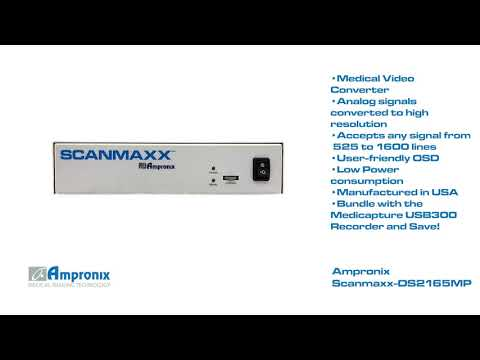 scanmaxx-ds2165mp-medical-video-converter-sales-|-service-|-repair-|-exchange-|-replacement