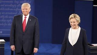 Third U.S. Presidential Debate: Donald Trump vs. Hillary Clinton