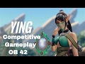 Paladins Ying Competitive Gameplay Siege Full Match OB42