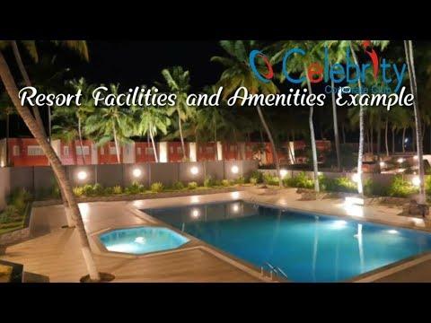 Celebrity Resort - Facilities And Amenities   Resort In Coimbatore
