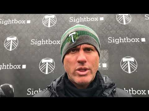 Giovanni Savarese, Portland Timbers embracing week off following 'embarrassing' loss