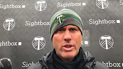 Giovanni Savarese on how Timbers need to move forward after loss to Red Bulls