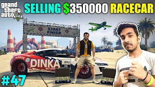 I SELL MY FIRST SPORTS CAR TO RACER  | GTA V GAMEPLAY #47