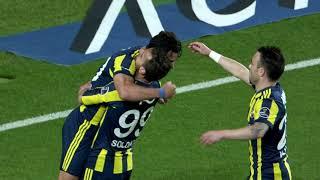 Fenerbahçe 2 0 Osmanlıspor FK #Özet