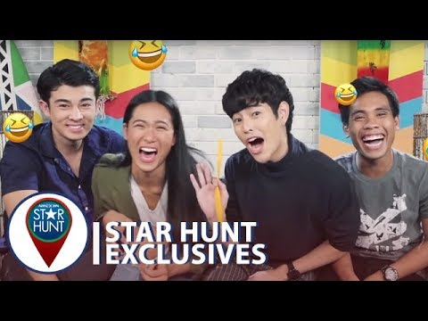 Sari-sari Stars: PBB OTSO Adult Big 4 Reacts to Mean Comments  Star Hunt Exclusives