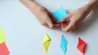 Модульное оригами. Создание модулей. Как сделать модуль