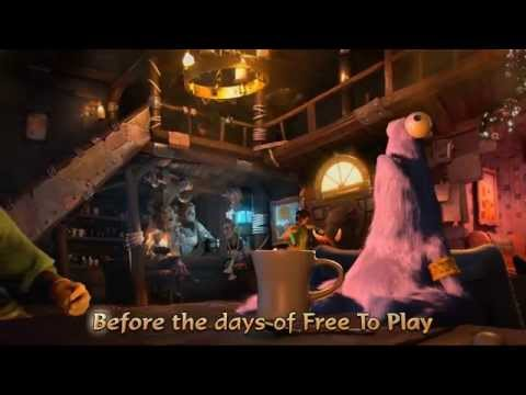 The Book of Unwritten Tales 2 - Karaoke Trailer