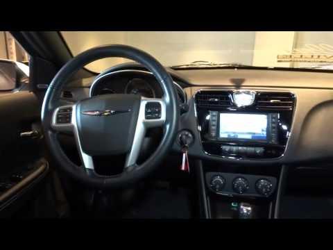 2012 Chrysler 200 - YouTube