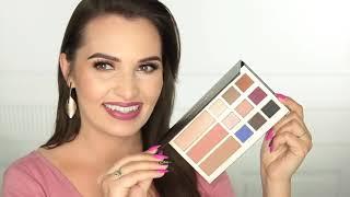Makeup Revolution Beauty Legacy Palette by Maxineczka multifunkční paletka, VMD drogerie, parfumerie