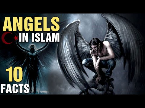 10 Angels Surprisingly Named In Islam