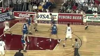 EuroBasket 1993 Finale Russia - Germany (part 3)