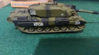 Танк іграшка з серій«танки»