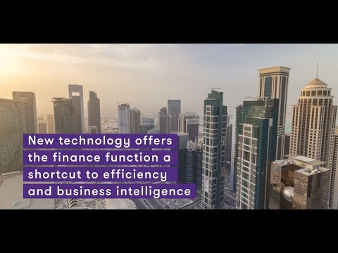 Who's embracing the latest finance technology?