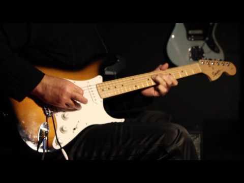 Jeena Jeena Guitar Instrumental