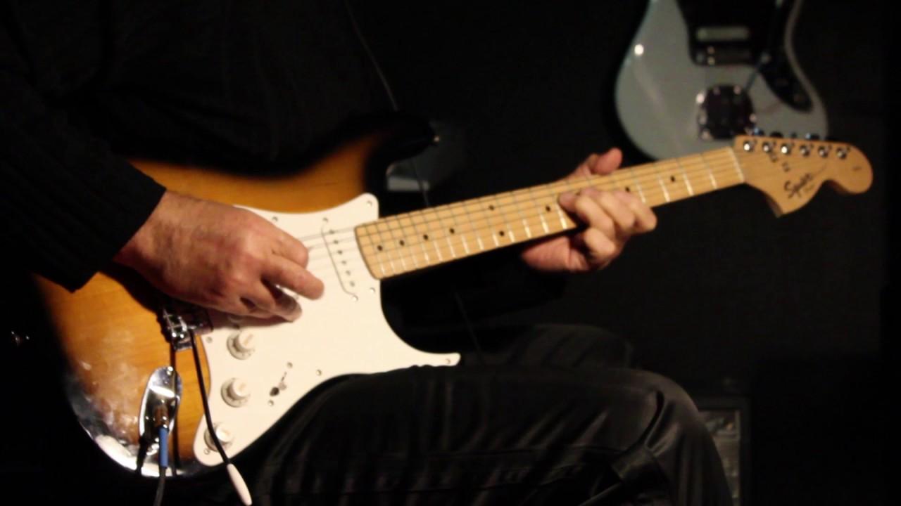 Jeena Jeena Guitar Instrumental u0026quot; Atif Aslam u0026quot; - YouTube