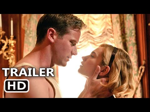 REBECCA Official Trailer (2020) Lily James, Armie Hammer