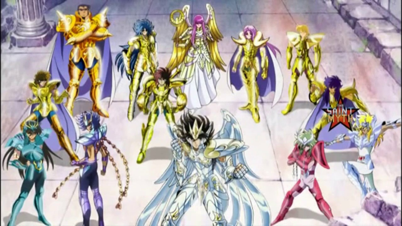 Saint seiya omega opening 4 flashing strings cyntia official hd - 1 1