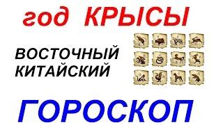 Год Крысы. Восточный гороскоп от психолога Натальи Кучеренко.