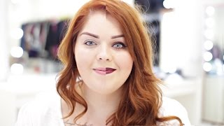 Yours Clothing | Autumn Make-up Tutorial | Poppy Adams
