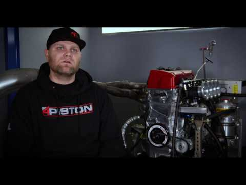 Building a 500hp Naturally Aspirated K24 Engine with 4 Piston Racing